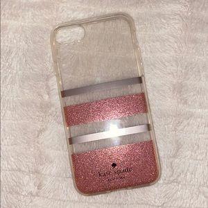 NWOT Kate Spade iPhone 7/8 Case